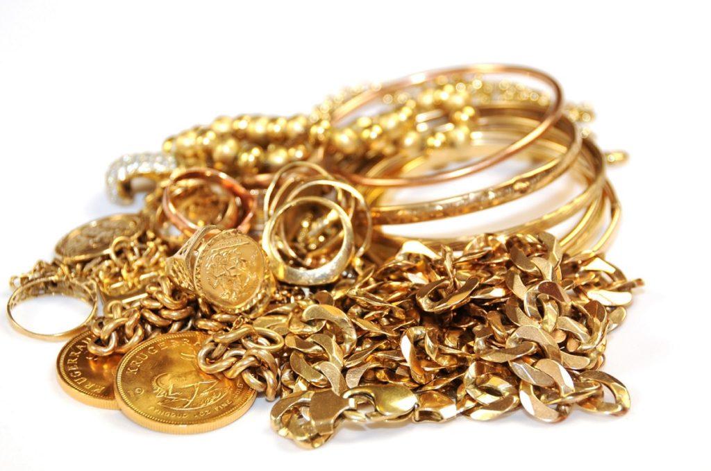 Goud en zilver inname Juwelier Cortenbach