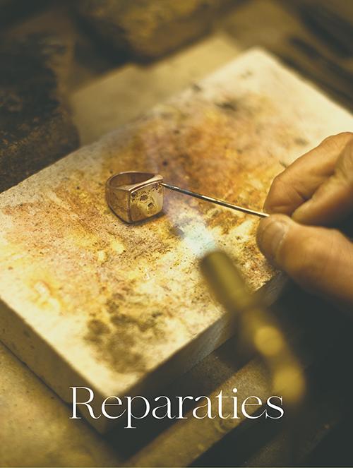 Knoppen mogelijkheden juwelier cortenbach